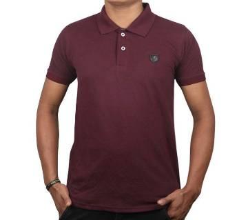 Half sleeve polo shirt For Men