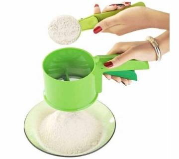 3 in 1 Flour Sifter