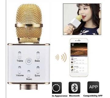 Microphone Speaker Karaoke Tuxun Q7