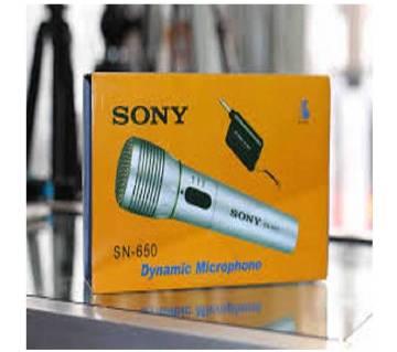 Dynamic wireless Microphone WM-650