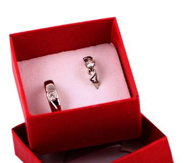 Couple Finger Ring Set