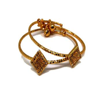 BABY GOLD PLATED BANGLES