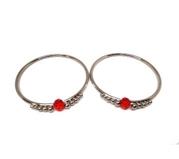 INDIAN SILVER BANGLES