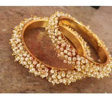 Indian stone setting bangles