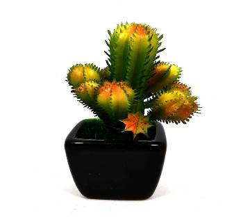 Artificial Cactus Showpiece