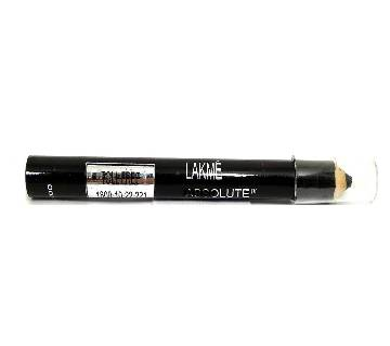 LAKME ABSOLUTE EYELINER PENCIL 10 (India)