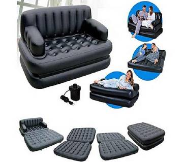 Bestway 5 in 1 Air Sofa bed with pumper