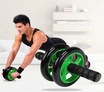 Ab Wheel Roller With Knee Pad