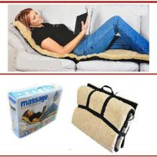 MASSAGE MATTRESS WITH 9 MASSAGE FUNCTIONS