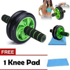Ab Wheel Exercise With knee Pad