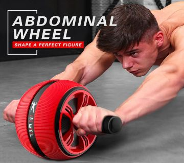 Abdominal Muscle Fitness Wheel Roller