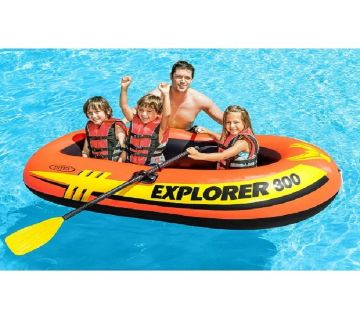 Intex Explorer pro 300 Boat Set