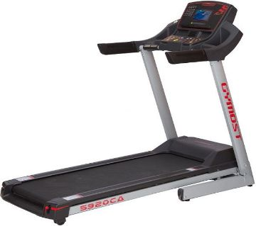 Motorized Treadmill OMA-5921CA (4.0 HP Peak)