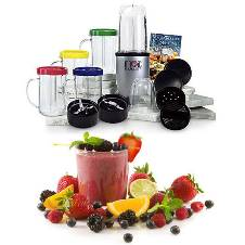 21 IN 1 MAGIC BULLET BLENDER SET