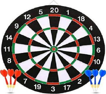 "Dart Board 17 "" with 6 pcs Dart Pin"