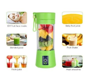 Portable & Rechargeable Battery Juice Blender