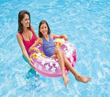 "Intex Swimming Tube 36"" with 2 handles"