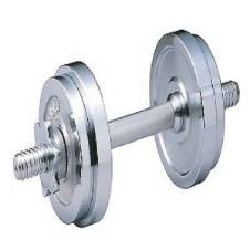 "Dumbbell Plate 7.5 Kgs with 10"" Rod"