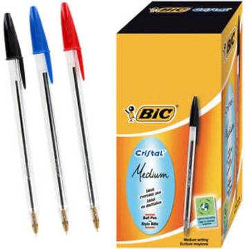 BIC Pen Crystal Ultra 1pack