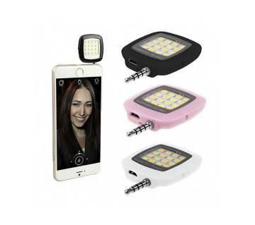 Selfie 16 LED Camera Flash Light