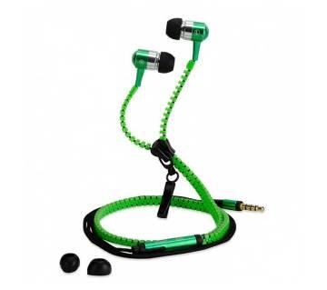 Zipper Headphones