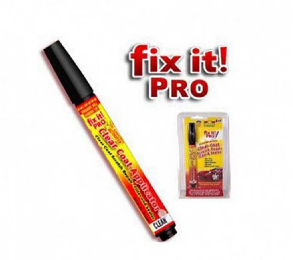 Fix It Pro Clear Coat স্ক্রাচ রিমুভার পেন বাংলাদেশ - 641076