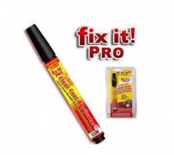 Fix It Pro Clear Coat স্ক্রাচ রিমুভার পেন