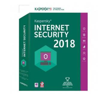 Kaspersky Internet Security 2018-3 User