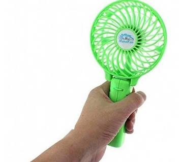 Portable Mini Handy Rechargeable Fan