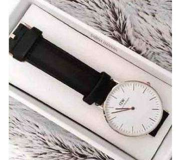 High Quality Leather Analog Formal Watch For Men