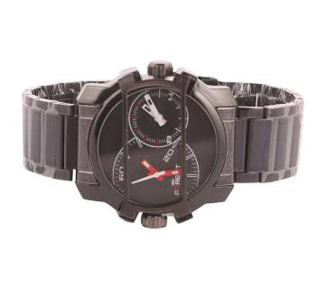 Stainless Steel Watch for Men-Black