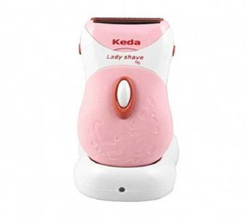Keda New Rechargeable Electric Lady Shaver-003