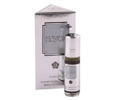 Havoc Concentrated পারফিউম 6ml - ইন্ডিয়া