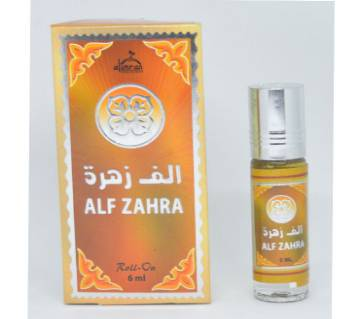 Alf Zahra Concentrated Perfume 6ml - India