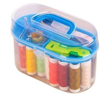 Portable Sewing Kit – Multicolor