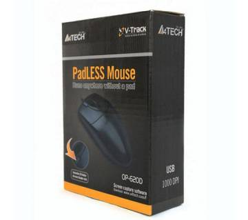 A4TECH 2X Click Optical USB Mouse