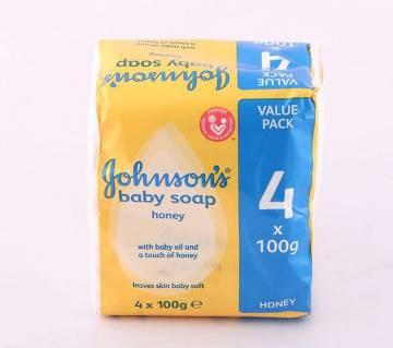 Johnson Baby সোপ (4 Pack) Ireland