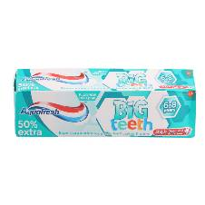 Aquafresh big teeth toothpaste