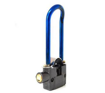 Bike alarm lock