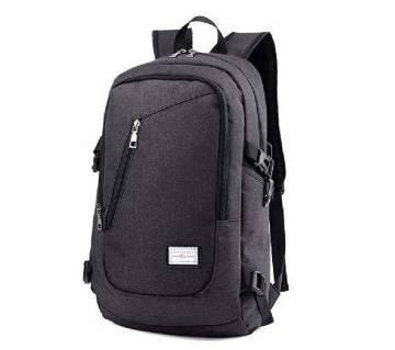 Water Resistant USB Laptop Bagpack