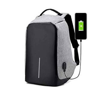 anti theft bag pack with charging port