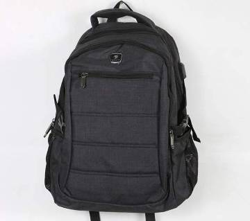 Backpack for Laptop & Travel with USB Charging Bag