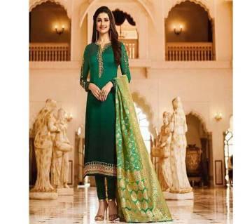 Vinay Fashion Banaras Unstitched Georgette Suit