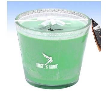Glass Jar Candle - Lemon Grass Fragrance