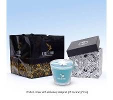 Glass Jar Candle - Ocean Fragrance Bangladesh - 6241512