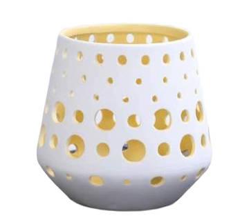 Tea Light Candle Pot