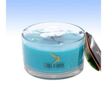 Glass Jar Candle - Ocean Fragrance