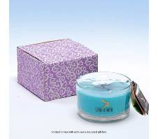 Glass Jar Candle - Ocean Fragrance Bangladesh - 6242822