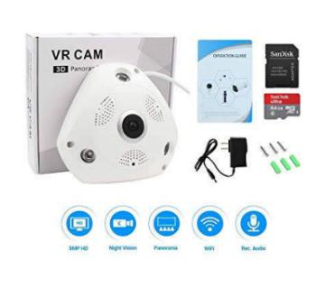 2 megapixel Panoramic CC Camera