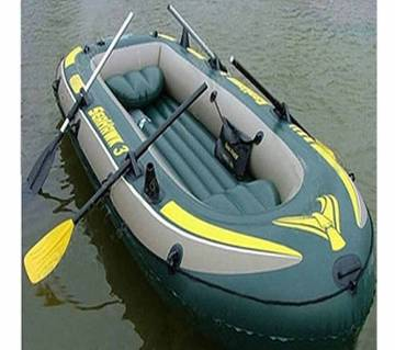 Intex Inflatable boat (3-4 Person)